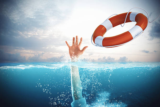 What to do when someone is drowning?